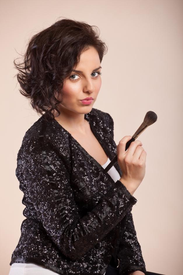andrada arnautu - makeup artist, bucuresti